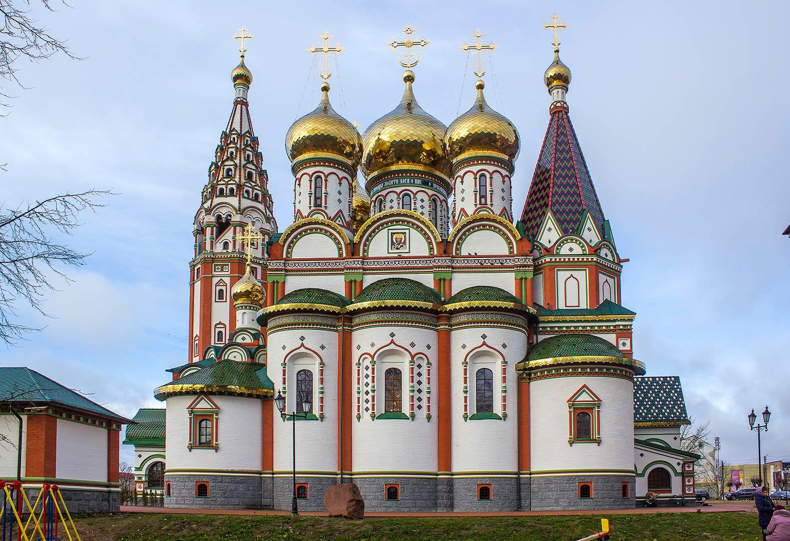 фото новой церкви в гусеве желающий может