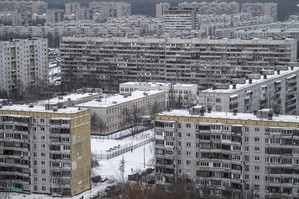 Советские типовые панельные дома