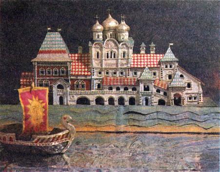 Белокаменный дворец