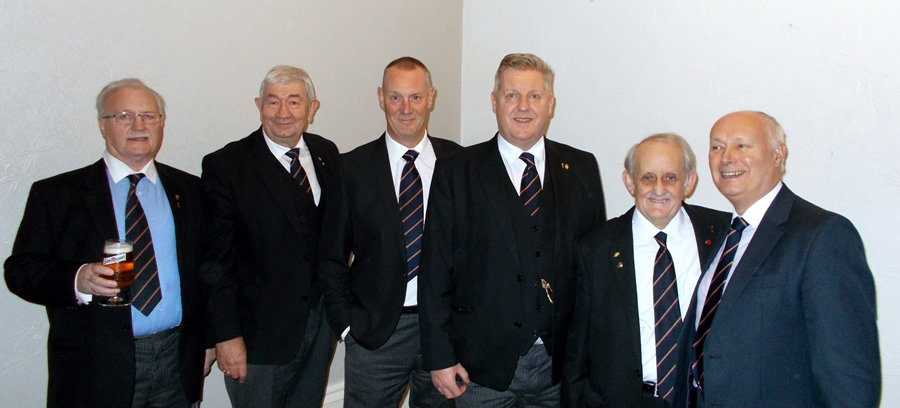 Left-to-right-Bro-Don-Aitkinson-WyBro-Dunlop-VWybro-Holcroft-Bro-Charnoch-and-WyBro-Edge-w