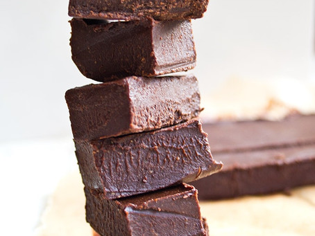 Sugar Free Choc-PB Fudge