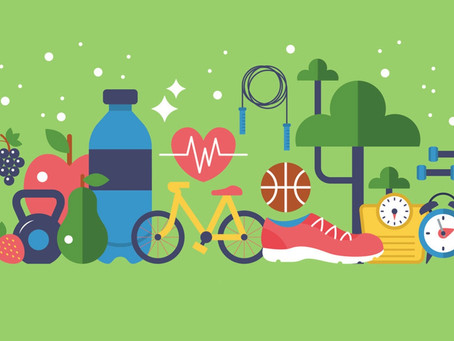 Mental Health Month: How to recognise when exercise & healthy eating actually becomes unhealthy.