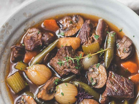 Amazing Low Carb Beef Stew
