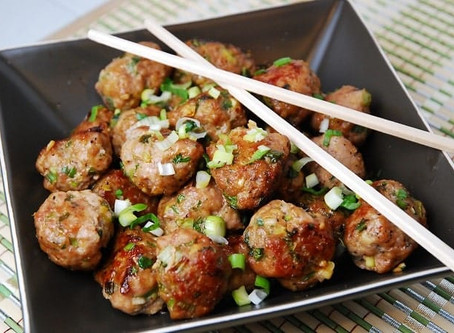 Lion's Head Pork Meatballs