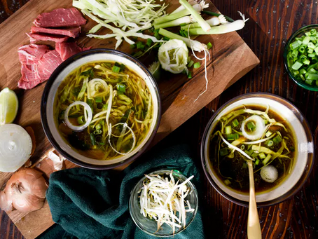Low Carb Vietnamese Pho