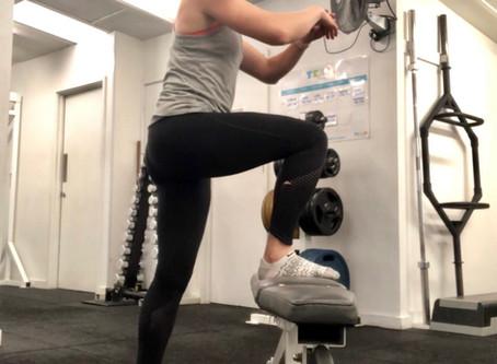Exercise Prescription: Step Ups