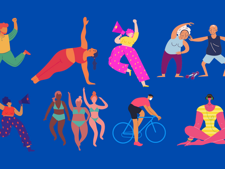 Mental Health Month: Body positivity, body neutrality, & building a healthy body relationship
