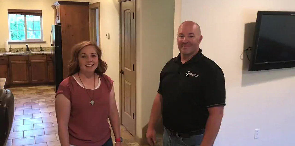 Join our managers Sherie and Justin as they give you a tour of one of our spacious and relaxing townhome-style suites available at Winterton Suites for nightly and extended stays.