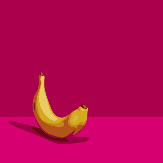 Pink Banana