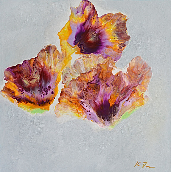 'Bloom II' 24x24.jpg