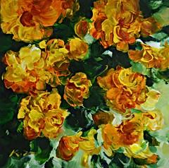 'Yellow Roses' 24x24.jpg