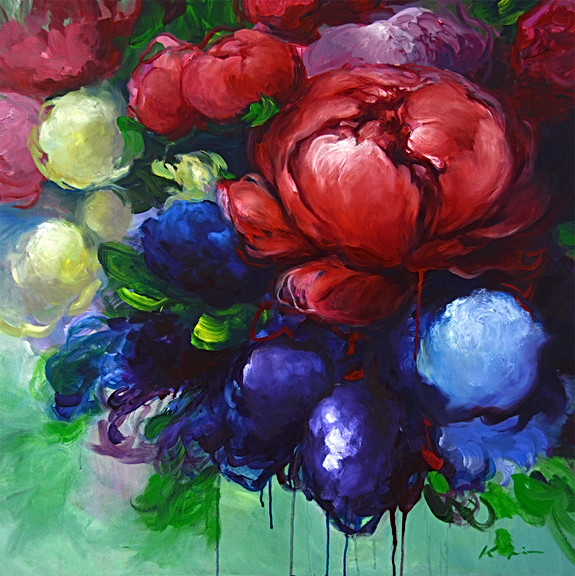 'Bouquet I' 36x36.jpg