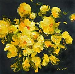 'Yellow Bouquet' 24x24.jpg