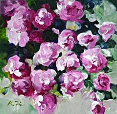 'Pink Roses II' 24x24.jpg