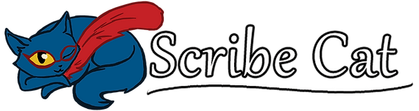 Scribe Cat Logo
