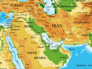Middle East tensions and financial market gyrations