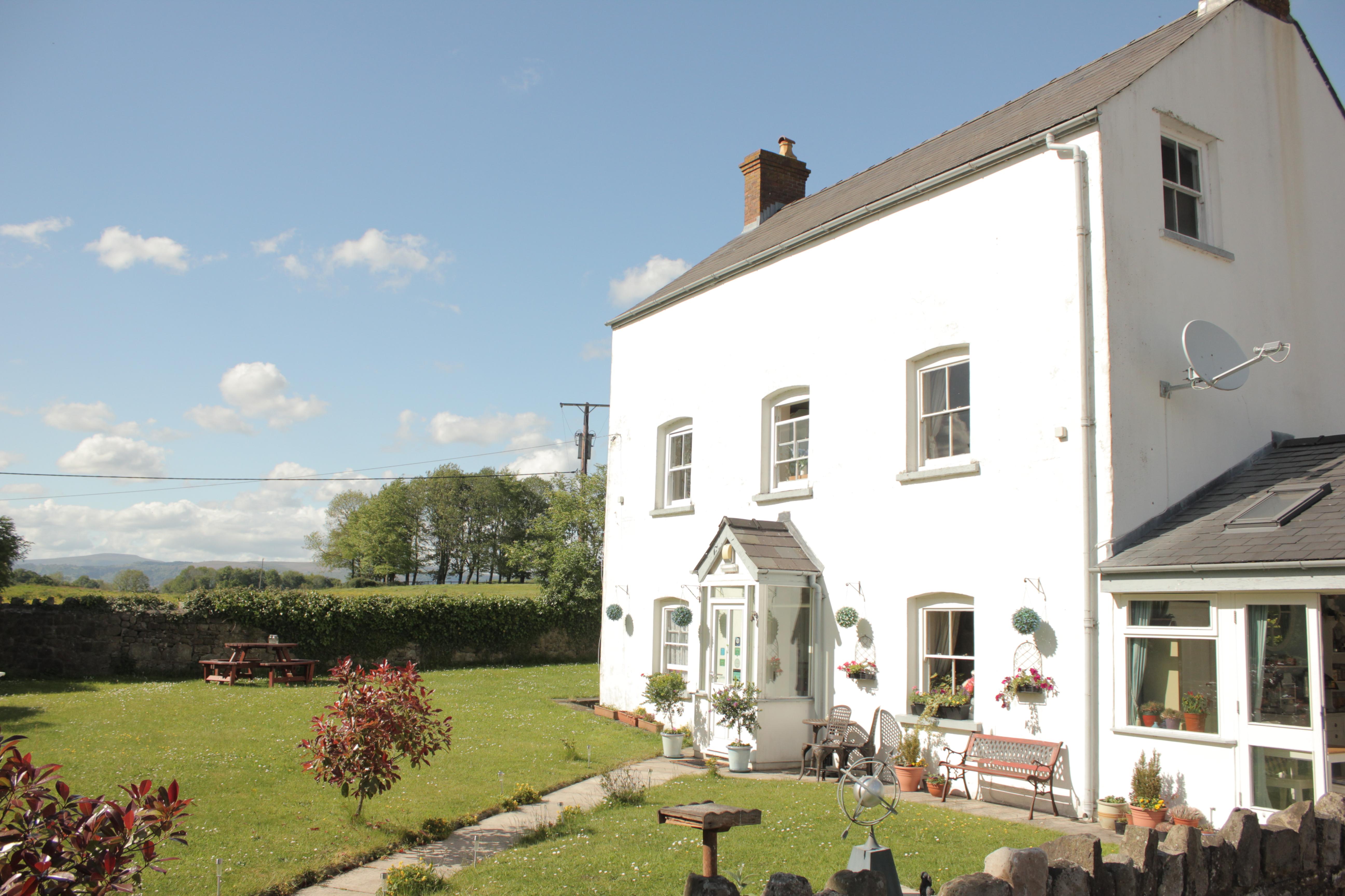 Llansabbath House bnb