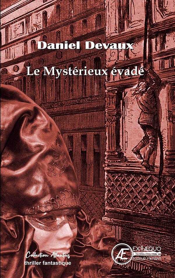 Le Mystérieux évadé Couverture.jpg
