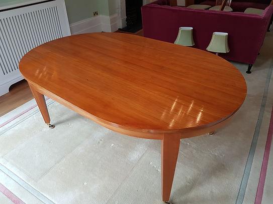 Table French Polishing Blackheath