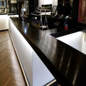 Bar Top french polishers tunbridge wells