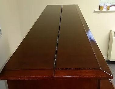 Piano French Polishing blackheath