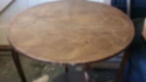 Tired & Worn Edwardian Table