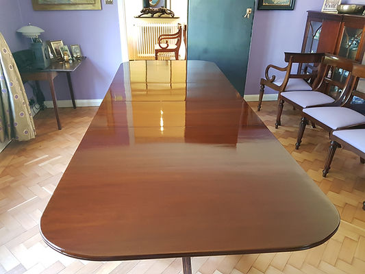 Table French Polishing Bexhill-on-Sea