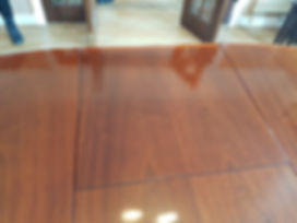 Table French Polishing Sevenoaks
