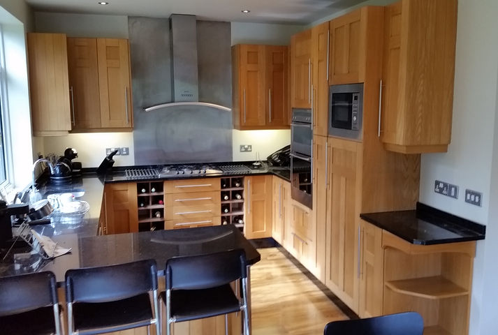 Kitchen Lacquering tunbridge wells