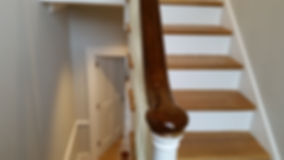Refinished handrail
