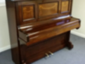 Rosewood Piano