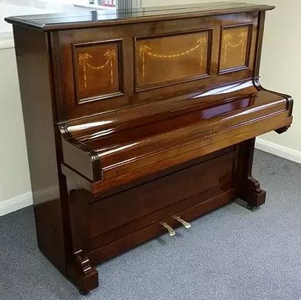 piano french polishing kent