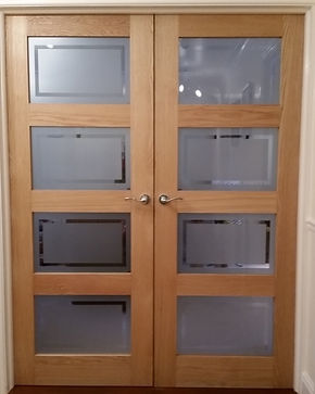 Lacquered Door Sevenoaks