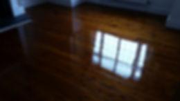 high sheen floor boards