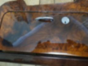 Walnut Sprayed Car Veneer Bromley