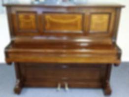 piano french polishing surrey