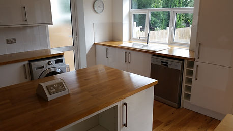 Kitchen Lacquering Bexhill-on-Sea