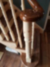 artwood-staircase-french-polishing-meopham
