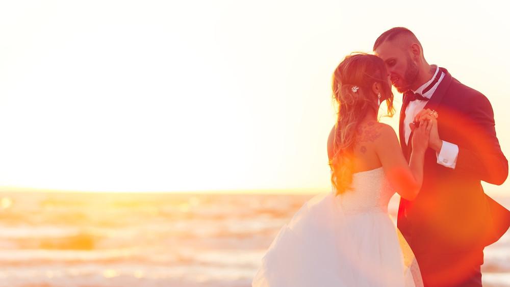 Antonio & Cristina Matrimonio In Spiaggia Vision Events, Bacoli Napoli