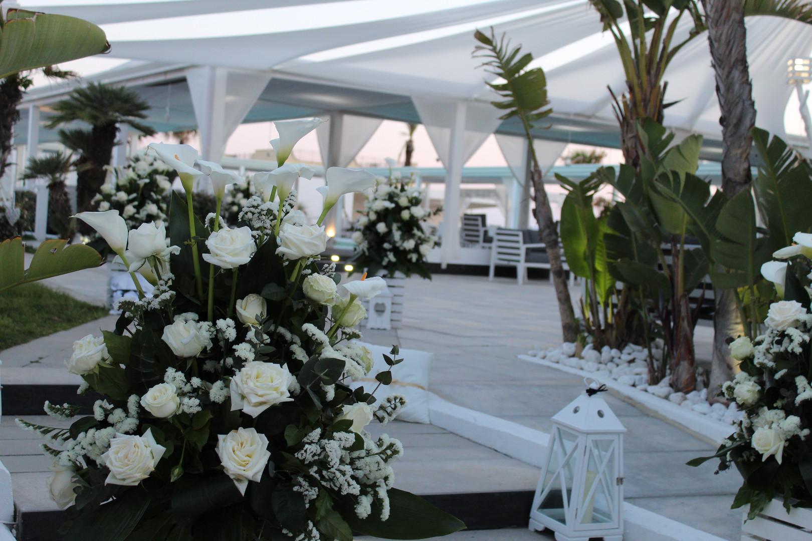 Matrimonio in spiaggia napoli.JPG