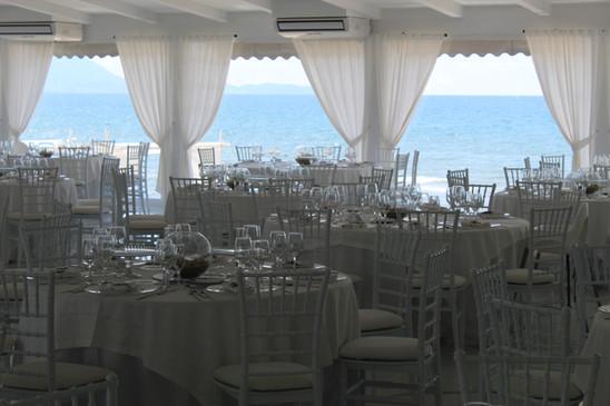 Sala in spiaggia