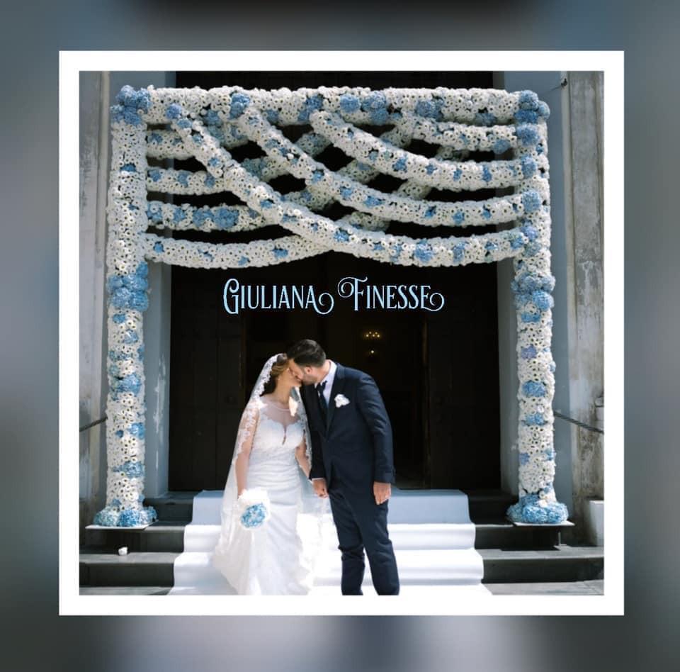 Wedding Planner Giuliana Finesse   Location Vision Events Matrimonio In Spiaggia