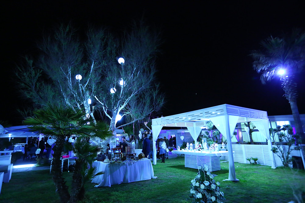 Vision Events Matrimonio in spiaggia