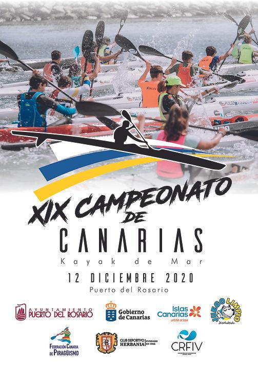 CARTEL XIX CAMPEONATO DE CANARIAS_Mesa