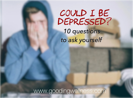 Could I Possibly be Depressed?