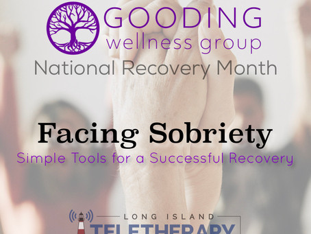 Facing Sobriety: Simple Tools for a Successful Recovery