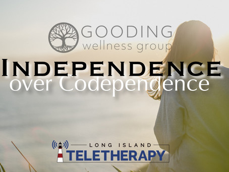 Independence Over Codependence:  Tips to finding YOU OWN Joy.