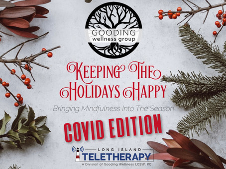 Keeping the Holidays Happy: COVID Edition