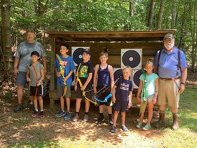 Archery group pic 1st camp.jpg