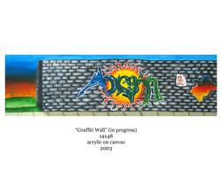 2003graffiti wall